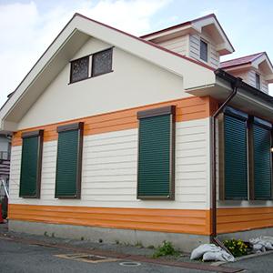 K様 外壁塗装後の写真